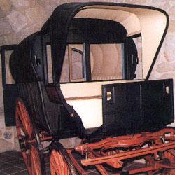 Museo del Carro, en Buendía