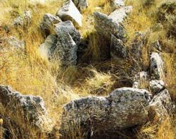 Dolmen del Portillo de las Cortes